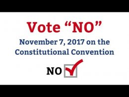 Vote NO to a 2017 New York State Constitutional Convention II